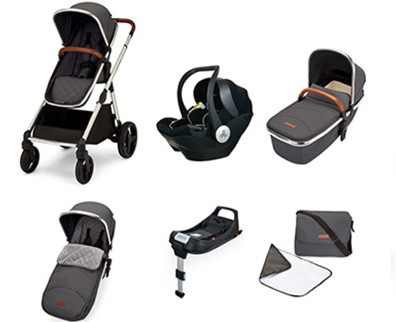 Win an Ickle Bubba travel system worth £849