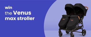 Win a Venus Max Stroller worth £299