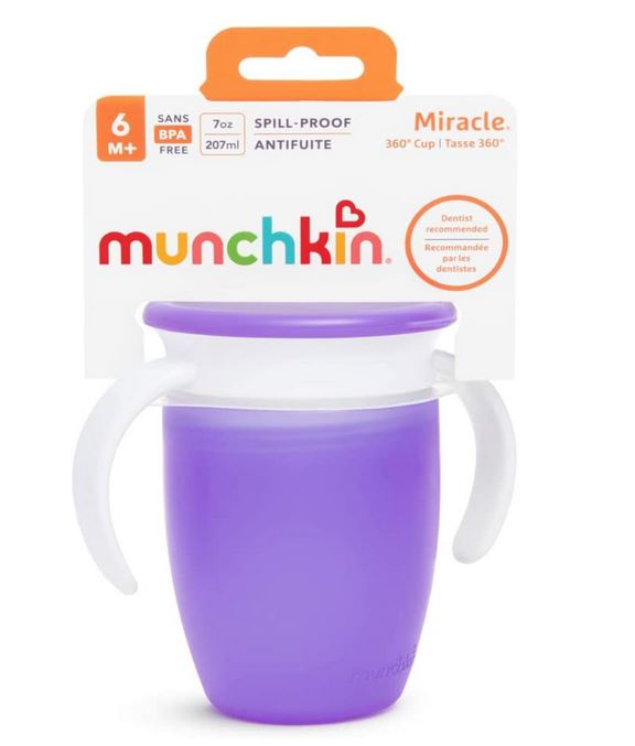 Munchkin Miracle 360° Sippy Cup