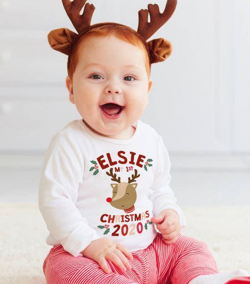Personalised Reindeer Vest