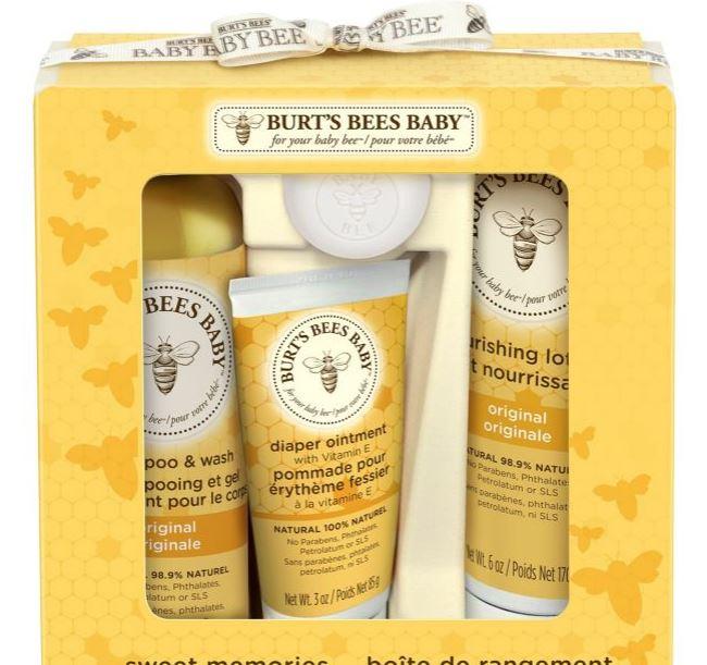Burt Bees Baby Bee Sweet Memories