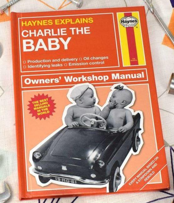 Haynes Explains Babies