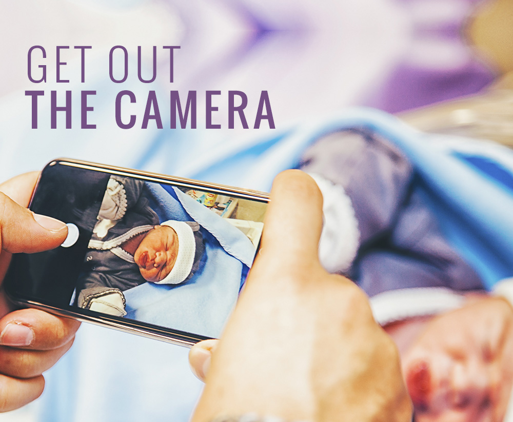 Take the perfect picture of your new baby