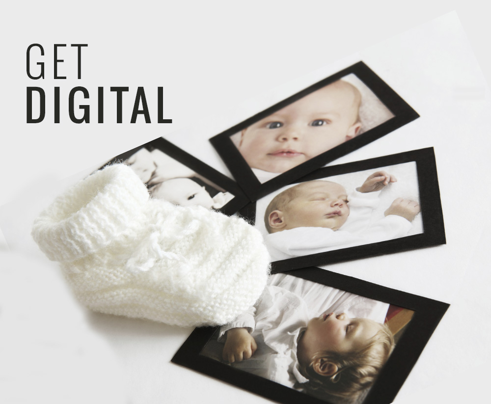 Why not create a digital photo album for your partner?