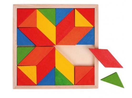 Bigjigs Mosaic Tray