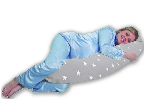 4baby 6ft Deluxe Support Pillow,