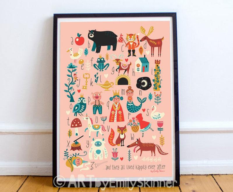 A3-Fairytale-Poster