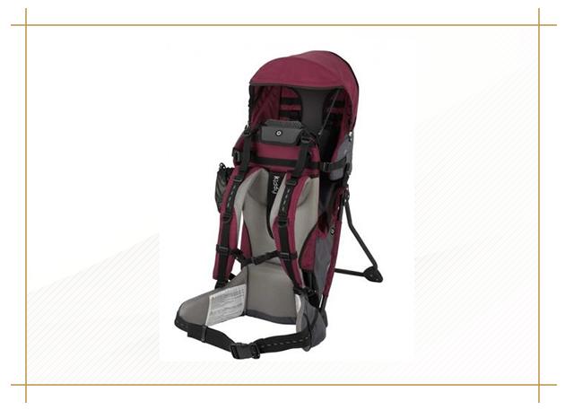 Adventure Bordeaux Pack Carry System