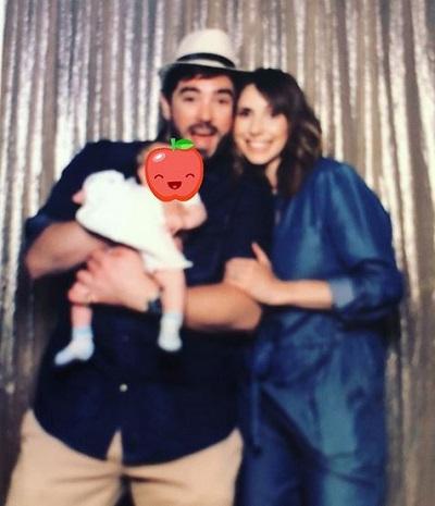 Alex Jones and family