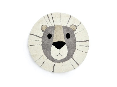 Animal rug