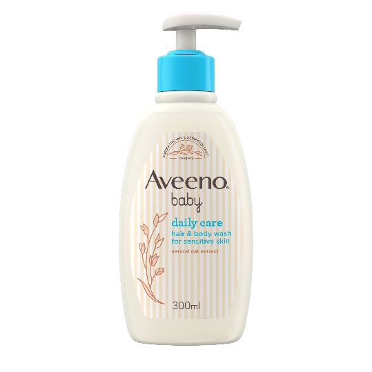 Aveeno Cleanse with Hair & Body Wash