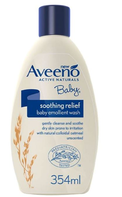 Soothing Relief Emollient Wash