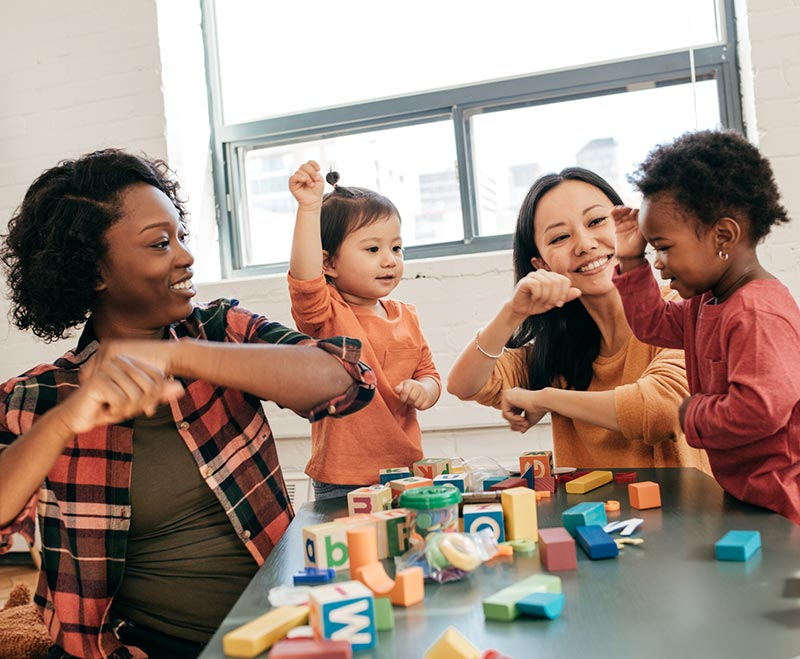 Baby classes in Birmingham