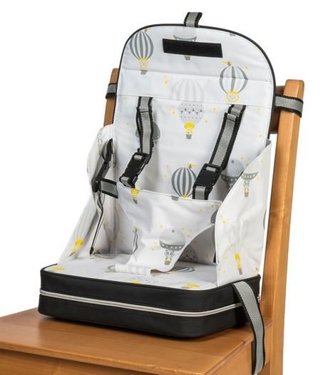 Baby Polar Gear Booster Seat and Placemat
