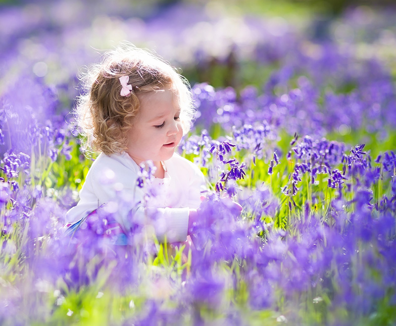 flower names for girls and boys