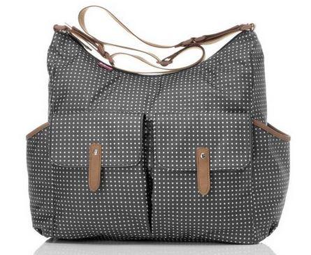 Babymel Frankie Pixel Dot Changing Bag