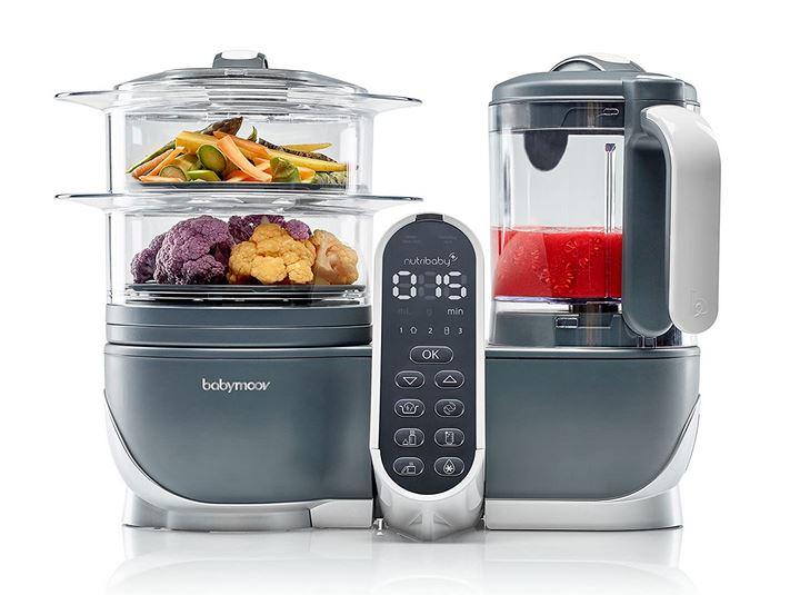 BABYMOOV Nutribaby Plus Food Processor