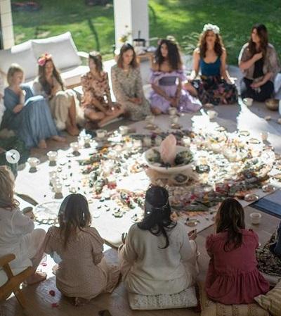 Blessing circle