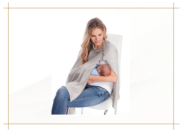Breastfeeding cover-up