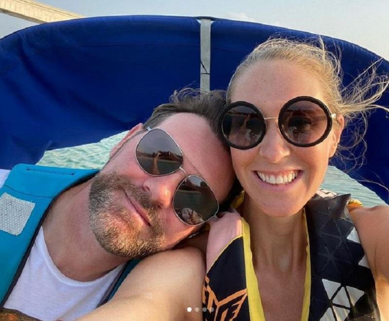 Brian and Danielle