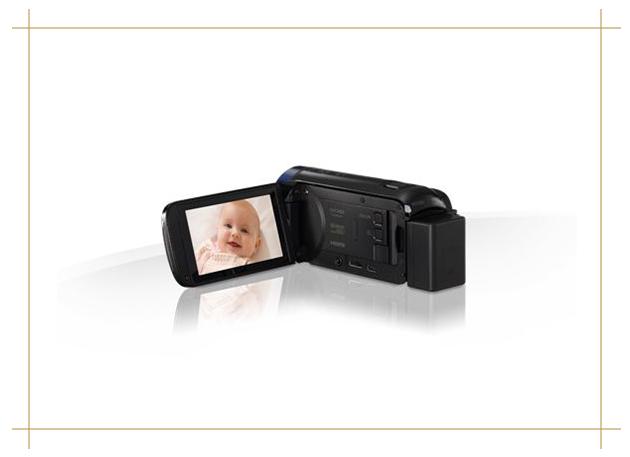 Canon LEGRIA HF R606 £170