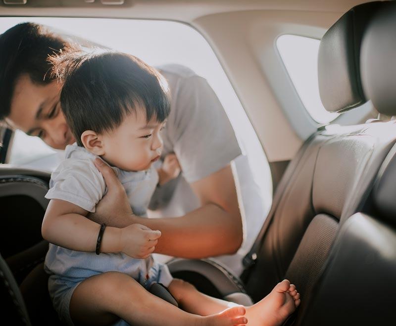 car seat quiz