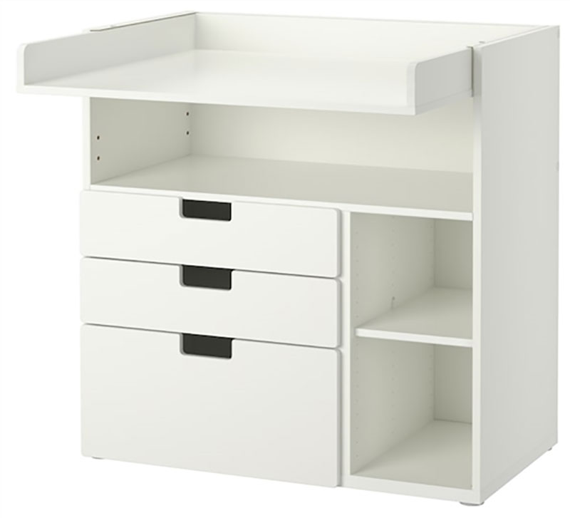 Changing-Table-With-Drawers