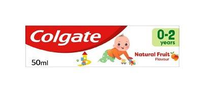 Colgate Kids Mild Fruit Baby Toothpaste