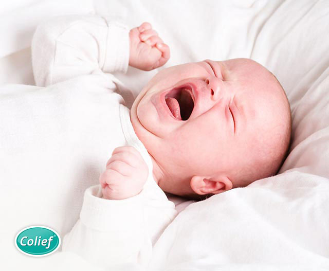 colic in a baby