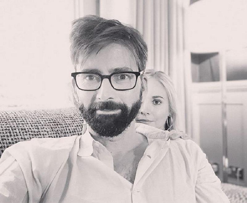 David and Georgia Tenant