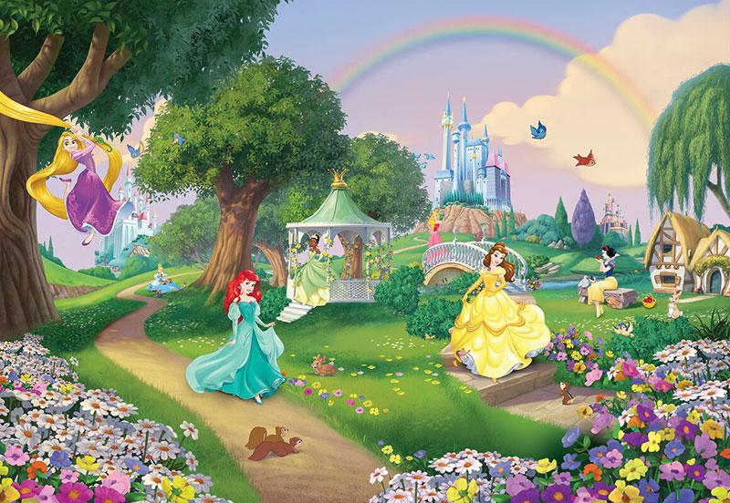 Disney-Princess-Wall-Mural