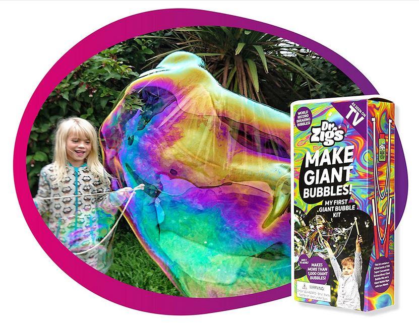 Dr Zigs Giant Bubble Kit