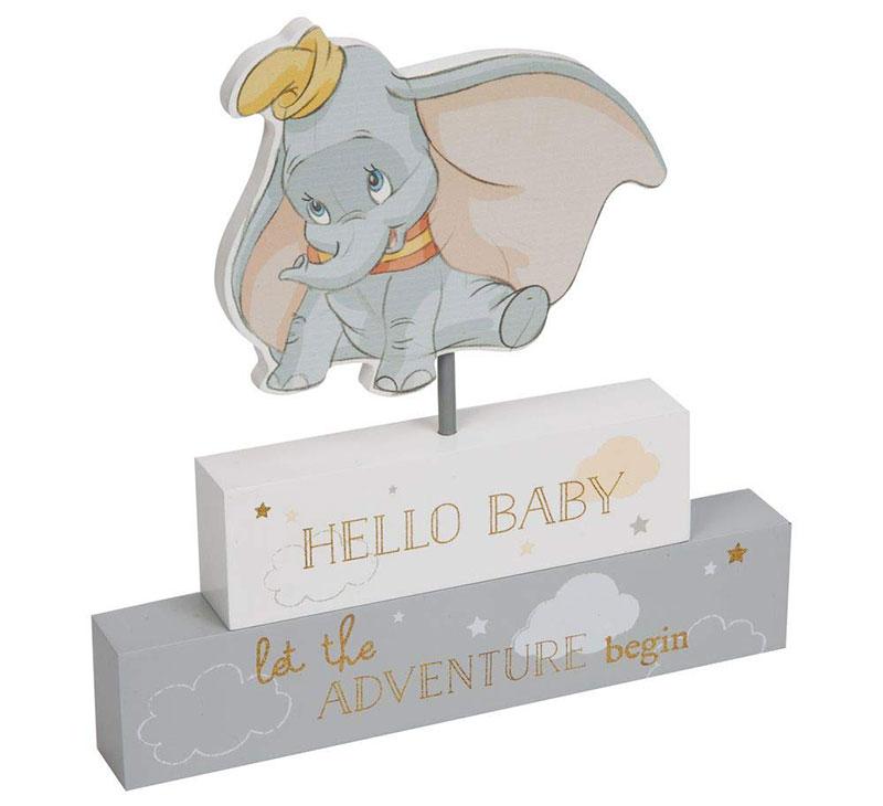 Dumbo-Plaque