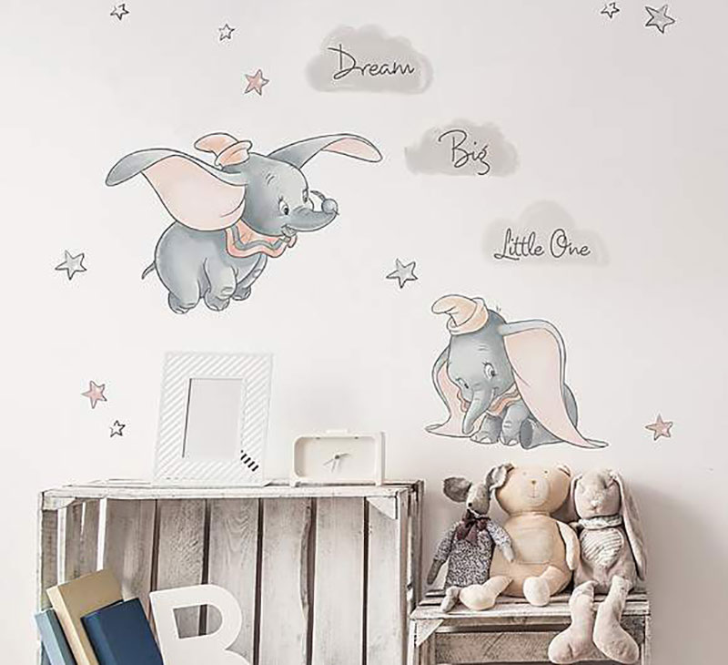 Dumbo-Wall-Stickers