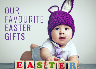 Easter gifts for new baby