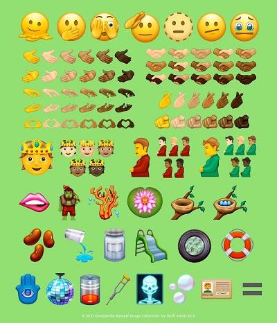 Proposed emojis
