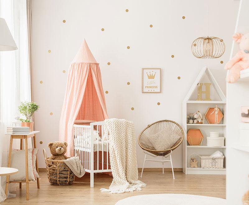 Fairytale-nursery