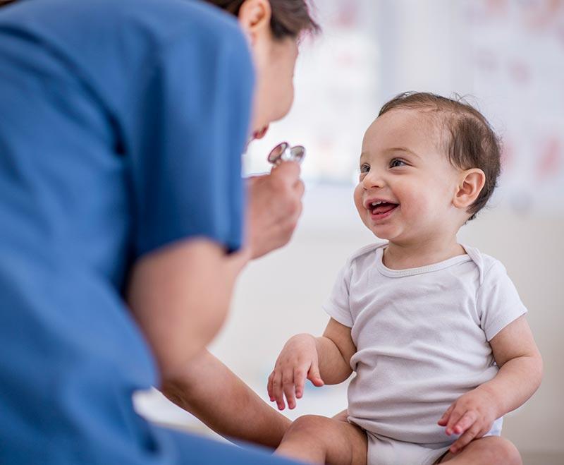 febrile seizures in babies