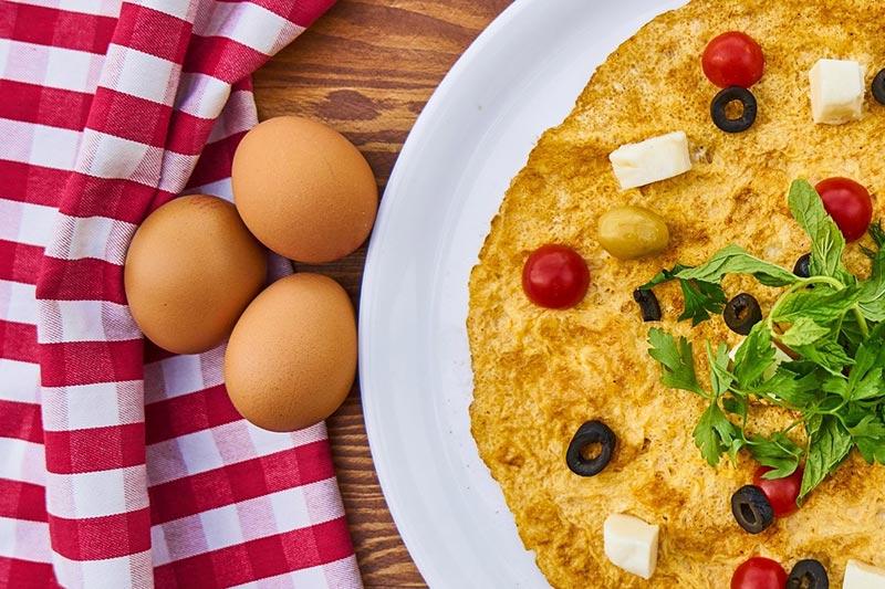 Anytime Omelette