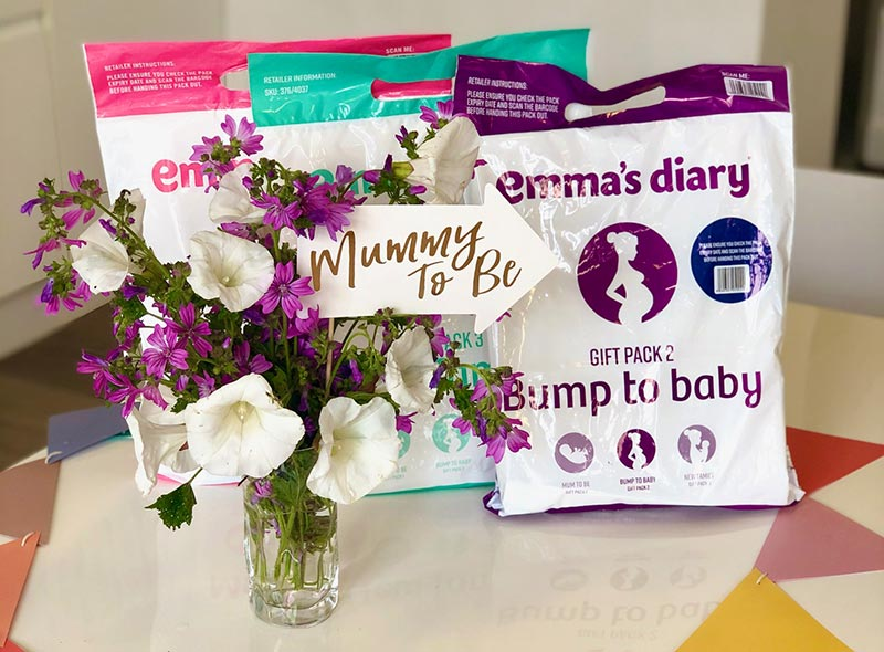 where to get emma's diary gift packs