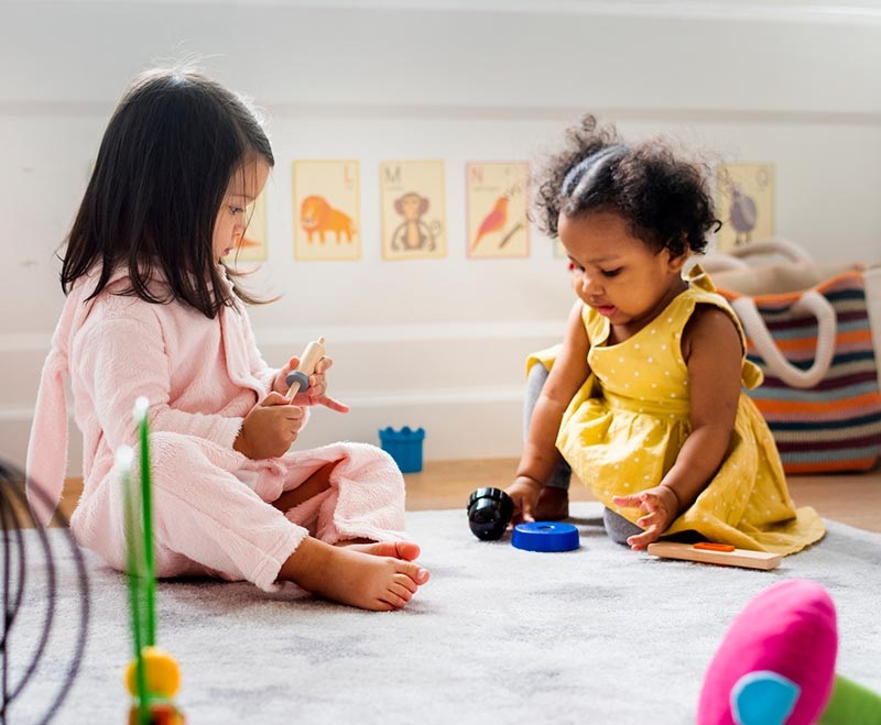 Fun play date ideas for toddlers