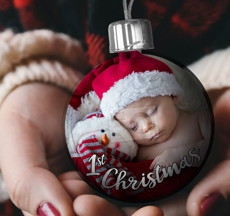Funky-Pigeon-Baby-First-Christmas-Photo-Bauble