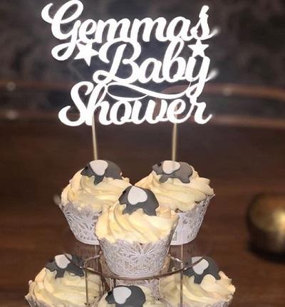 Gemma's baby shower