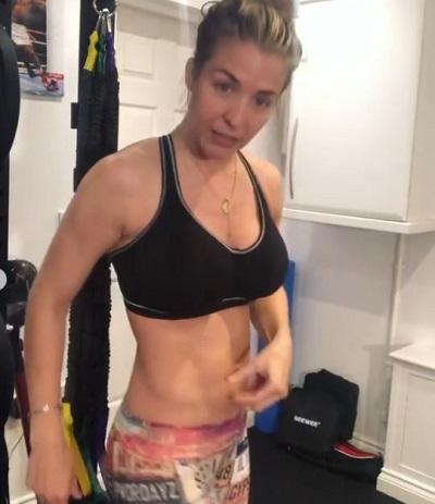 Gemma Atkinson video still