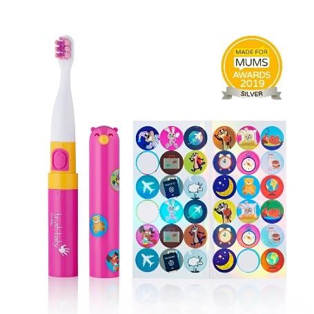 Go Kidz Electric toothpaste
