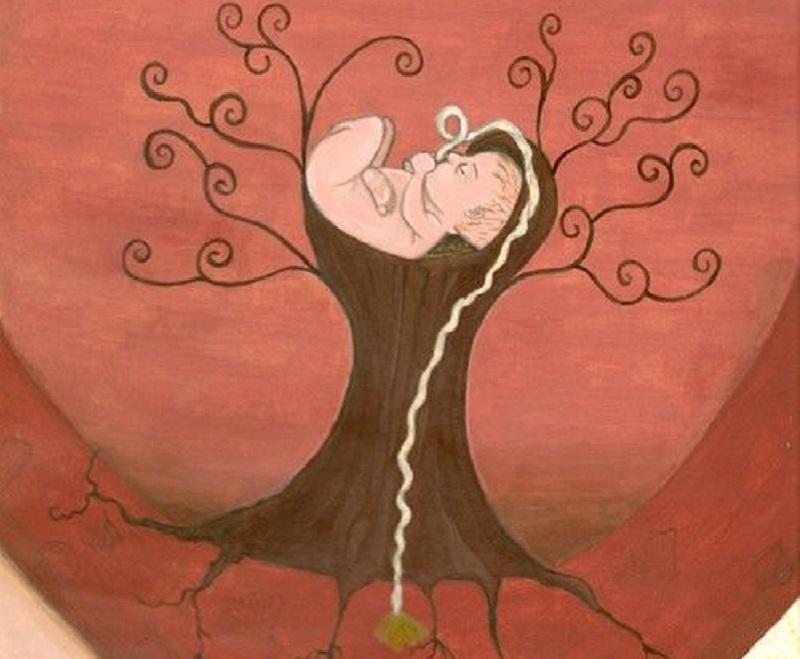 Happy Birth Tree