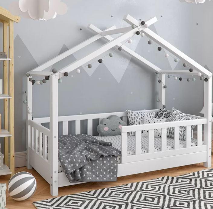 Harriet Bee Culver Toddler House Bed