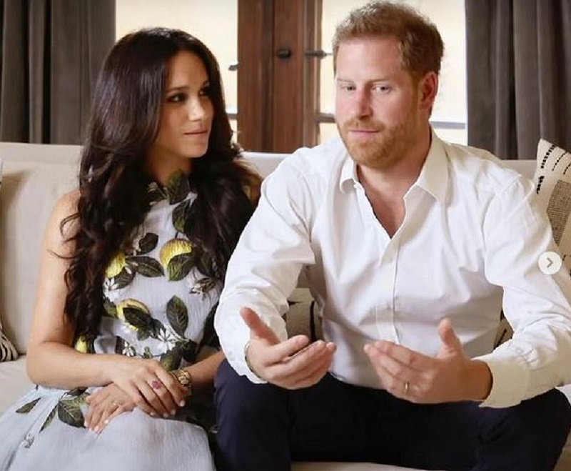 Harry and Meghan large - Ecksand Insta