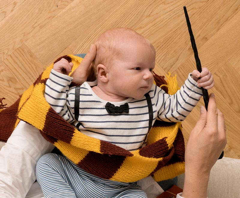 Harry Potter inspired baby names