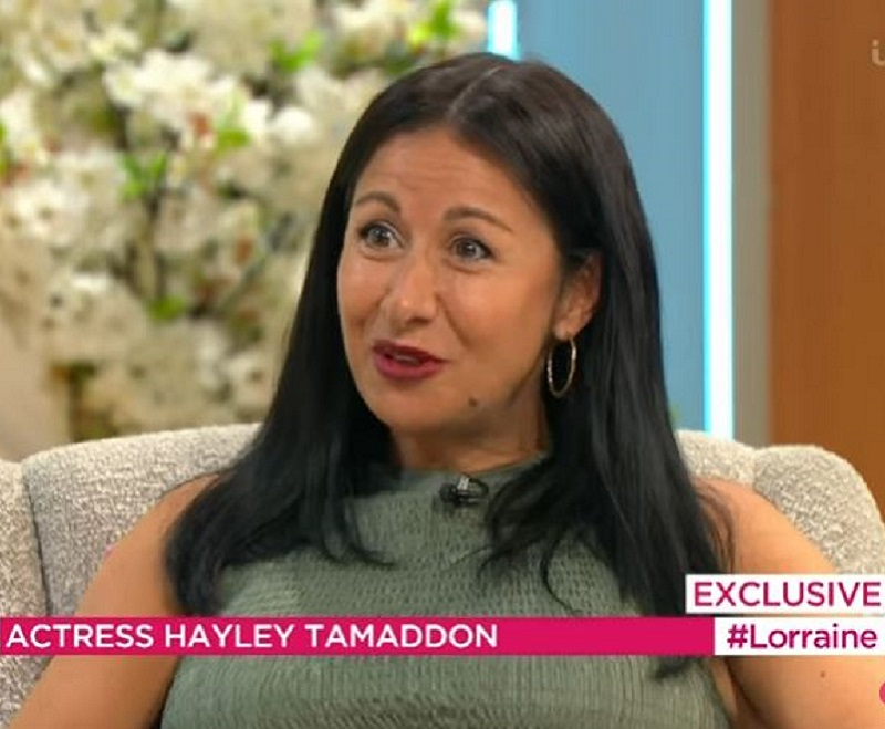 Hayley Tamaddon